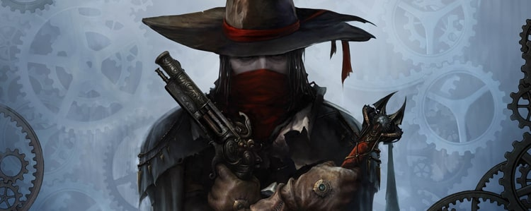 Акция на игры The Incredible Adventures of Van Helsing!