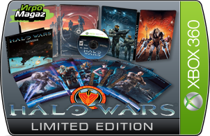 Halo Wars Limited Edition для Xbox 360