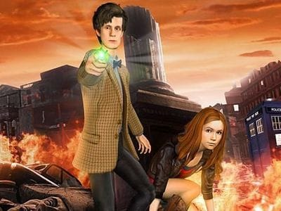 Doctor Who: The Eternity Clock выйдет на ПК