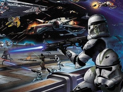 Информация о Star Wars: Battlefront 3 была ложью