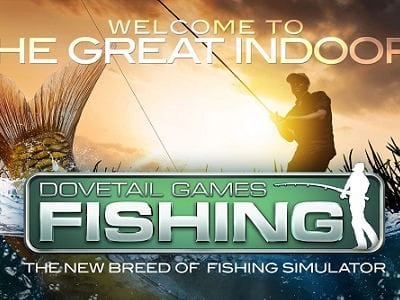Анонс: Dovetail Games Fishing