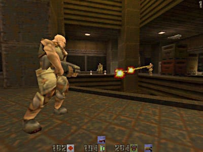 Quake II Mission Pack The Reckoning