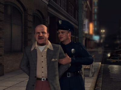 Слух: издание Game of the Year Еdition игры L.A. Noire