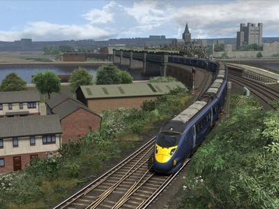 Игра Train Simulator 2014 датирована