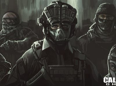 Анонс Call of Duty: Ghosts Onslaught