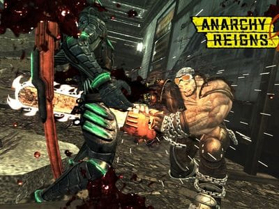 Сюжет Anarchy Reigns