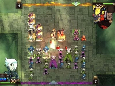 Игра Might & Magic: Clash of Heroes HD на ПК