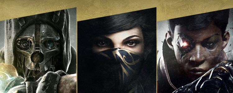 Dishonored: Complete Collection доступно для покупки