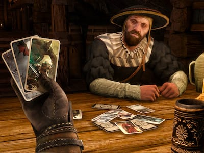 Слух: игра Gwent The Witcher Card Game