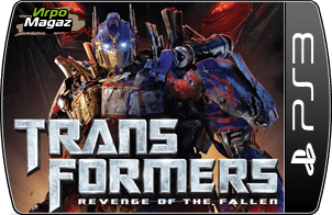 Transformers: Revenge of the Fallen для PS3