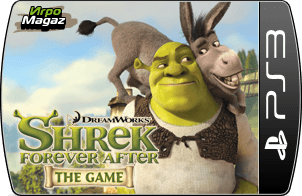 Shrek Forever After для PS3