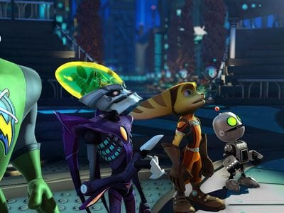 Игра Ratchet & Clank All 4 One датирована