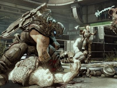Gears of War 3 не выйдет на ПК