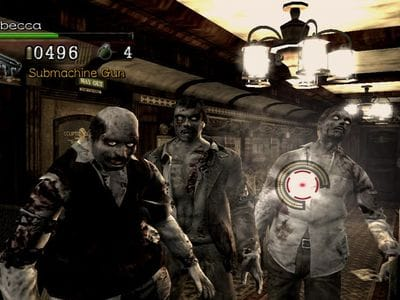 Анонс: Resident Evil: Chronicles HD