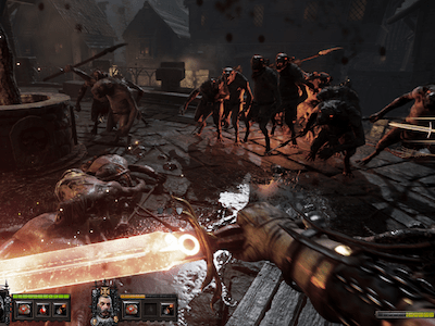 Новые карты для Warhammer: The End Times - Vermintide