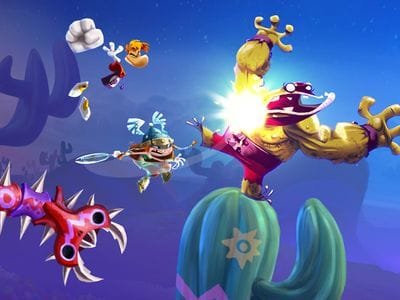 Анонс: Rayman Legends для PlayStation Vita