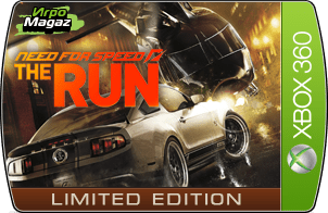 Need for Speed The RUN Limited Edition для Xbox 360