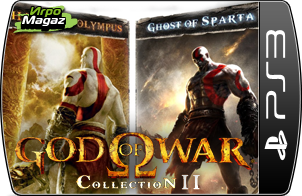 God of War Collection 2 для PS3
