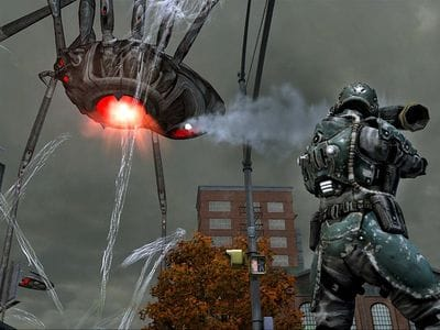 Игра Earth Defense Force: Insect Armageddon на ПК