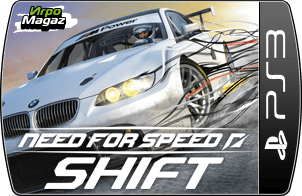 Need for Speed SHIFT для PS3