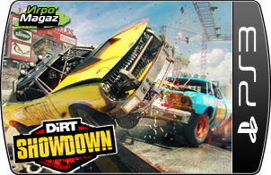 DiRT Showdown для PS3
