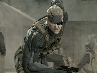 Слух: Metal Gear Solid 5
