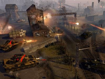 Триал-версия Company of Heroes 2: The British Forces