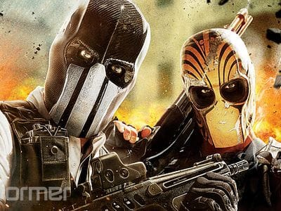 Анонс Army of Two: The Devil's Cartel