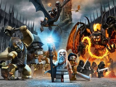 Игра LEGO The Lord of the Rings датирована