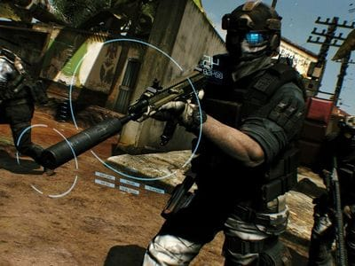 Игра Ghost Recon: Future Soldier датирована