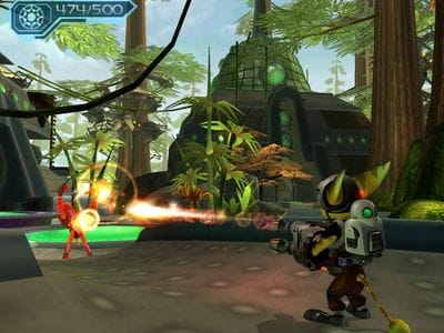 Игра The Ratchet & Clank Trilogy: Classics HD перенесена