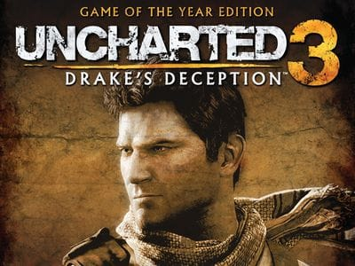 Анонс Uncharted 3: Drake's Deception Game of the Year Edition
