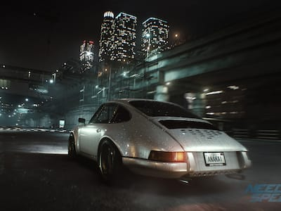 Новая игра Need for Speed