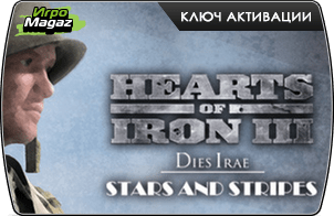 Hearts of Iron III – Dies Irae Stars & Stripes