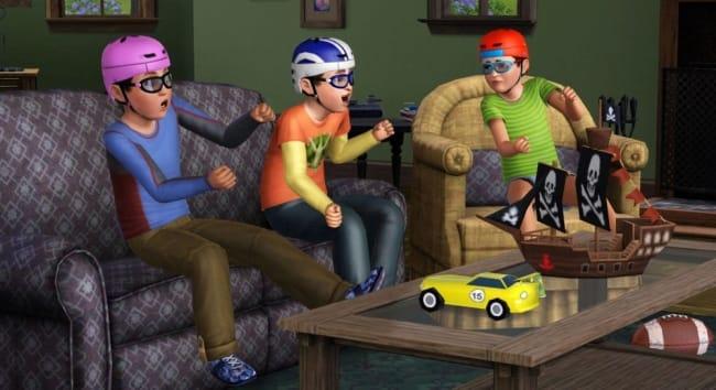Sims 3 все возрасты торрент - 6