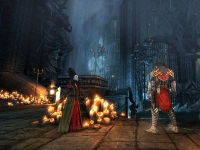 Дополнение Castlevania: Lords of Shadow «Reverie» задерживается
