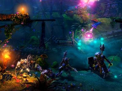 Trine 2: Complete Story выйдет на PlayStation 4