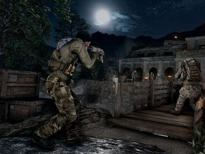 Мультиплеер в Medal of Honor: Warfighter