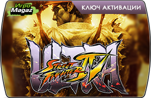Ultra Street Fighter 4 (ключ для ПК)