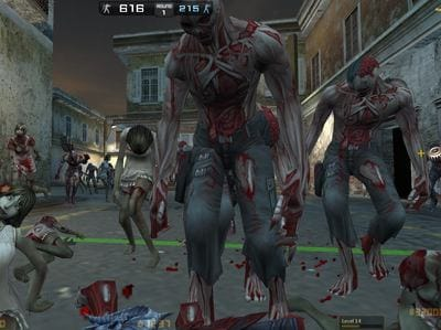 Тестирование Counter-Strike Nexon: Zombies