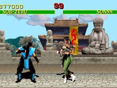 Сборник Mortal Kombat Arcade Kollection датирован