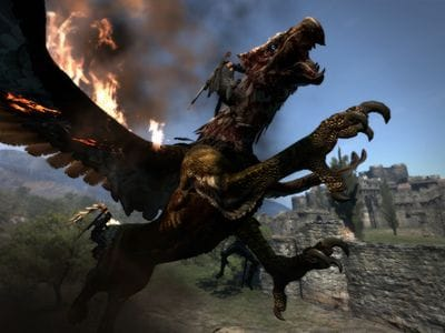 Анонс: Dragon's Dogma