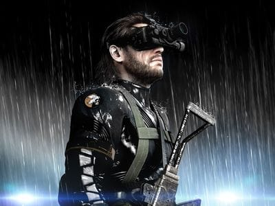 Анонс Metal Gear Solid: Ground Zeroes