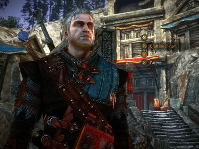 Патч для игры The Witcher 2