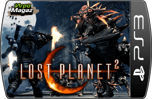 Lost Planet 2 для PS3