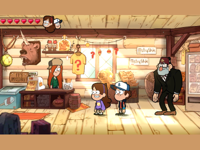 Анонс Gravity Falls: Legend of the Gnome Gemulets