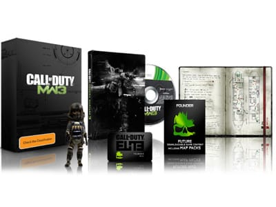 Цена на издание Modern Warfare 3 Hardened Edition