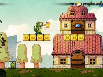 Анонс Wonder Boy: The Dragon's Trap