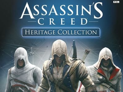 Анонс: Assassin's Creed Heritage Collection