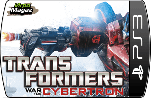 Transformers: War for Cybertron для PS3